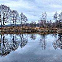 Осенняя симметрия :: Андрей Куприянов