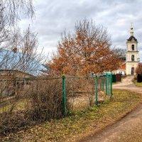 Осенью в деревне :: Андрей Куприянов
