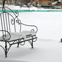 зимнее одинчество :: Tatyana Belova