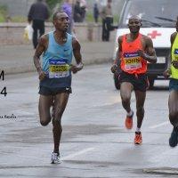 Лидеры марафона :: Валерий Кабаков