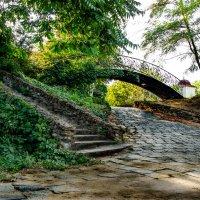 Мост «поцелуев» .Одесса :: Геннадий Беляков
