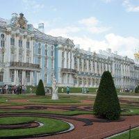 Екатерининский дворец :: Елена Павлова (Смолова)