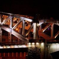 Большеохтинский мост :: Ирина Фирсова