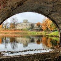 Осень в Гатчине :: Сергей Григорьев