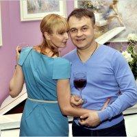 Танго с бокалами :: Дмитрий Конев