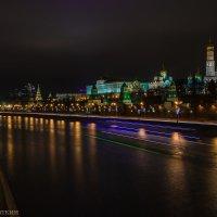Вечерняя Москва :: Kasatkin Vladislav