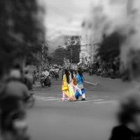 Вьетнамские дамы.. :: Leontiy Krasyuk