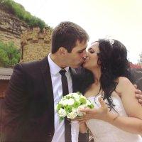 Моя первая свадьба :: Александра Козаева