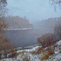 Пасмурно  и  холодно. :: Валера39 Василевский.