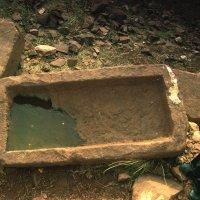 Древняя каменная ванна :: Дмитрий Потапкин
