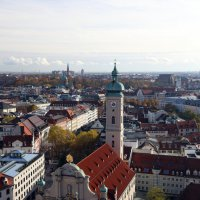 Мюнхен :: Larisa Ulanova