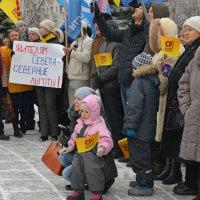 Митинг-4 :: Алёна Михеева