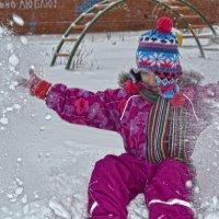 снег! :: Елена Баландина