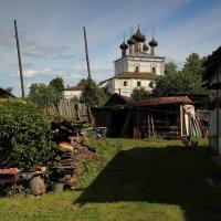 Летний дворик :: Leonid 44