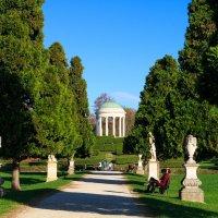 Vicenza parco Quirini :: Aнатолий Бурденюк