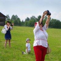 Фотографини за работой :: Валерий Талашов