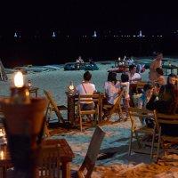 Ночью на пляже :: Сергей Ратушняк