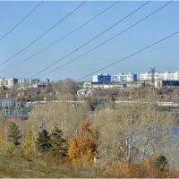 Поселок на реке :: Дмитрий Конев