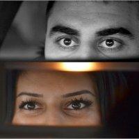 Эти глаза напротив ... :: Дмитрий Конев