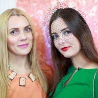 Наталья и Вера :: Ekaterina Kuznecova