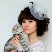 Любимый кот :: Екатерина Коняева