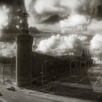 Кремль с Малого моста :: Борис Соловьев