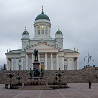 Площадь Конституции.(Хельсинки) :: Александр Лейкум