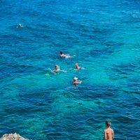 Синее-синее море :: Марина Лебедева