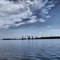 Водные прогулки по Днепру :: Татьяна Кретова