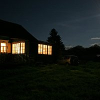 Лунная ночь :: Алексей Дмитриев