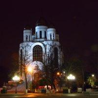 ночной Калининград :: Александр Караученко