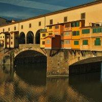 Мосты Флоренции. Тоскана. Италия :: Олег Лаврик