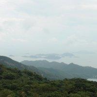 Острова в тумане :: Владимир Бедак