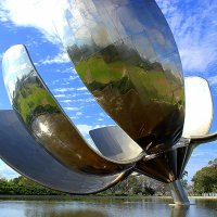 Steel Flower, Buenos Aires :: Arman S