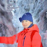 Зима :: Юлия Смоляк
