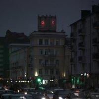 Вечер в Грозном :: Сахаб Шамилов