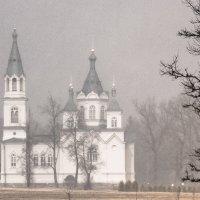 Поддворье Софийского собора (Лен. обл.) :: Юрий Бутусов