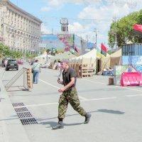 Крещатик, июль 2014г. :: Юрий Бутусов