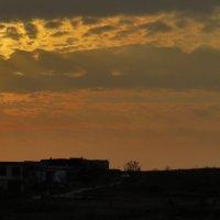 восход и облака :: Валерий Дворников