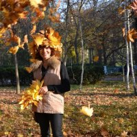 Осень в Одессе :: Raisa Ivanova