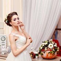 невеста :: Евгения Шабалтас