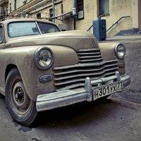 На Московских улочках :: Евгений Жиляев