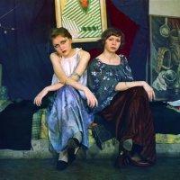 Групповой портрет в интерьере :: Валерий Кабаков