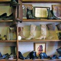 Обувь 20 века :: Nikolay Monahov