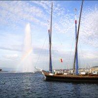 Женевское озеро :: Светлана Пузикова