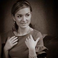 Маша (стиляги) :: елена брюханова