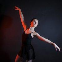 Балерина :: АНАСТАСИЯ ПОДГАЙНАЯ