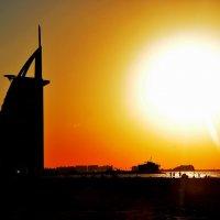 Бурдж аль-Араб :: Семен Кактус