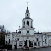 Церковь Успения Пресвятой Богородицы в Печатниках. :: Александр Качалин