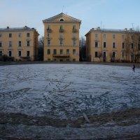 Во дворе :: Валентина Папилова